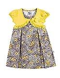 Toddler Girl Dress Infant Summer Cheetah Sundress Pulla Bulla Size 3 Years - Sun