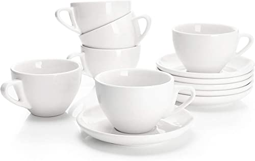 Sweese 403.001 Porcelain Cappuccino Cups