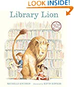#7: Library Lion