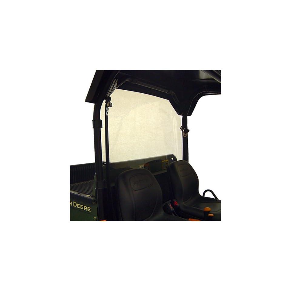 Rear Windshield Back Panel Combo for John Deere Gator HPX / XUV