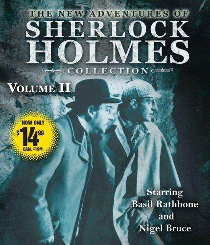 2: The New Adventures of Sherlock Holmes Collection Volume Two