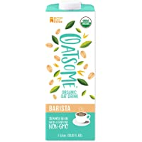 Oatsome Organic Oat Drink, 6 Count (Barista)