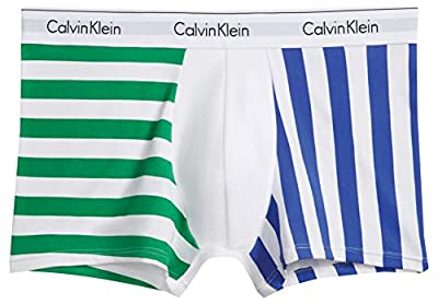 Calvin Klein Men's Underwear Modern Cotton Stretch Trunks