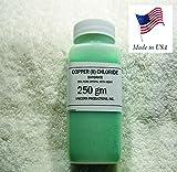 copper ii chloride - Copper (II) Chloride dihydrate Reagent 99+% with cert. - 250gm