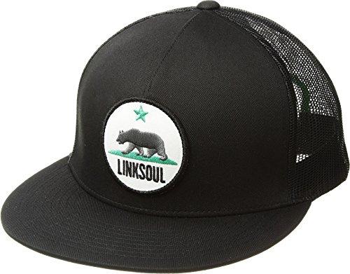 Linksoul Unisex LS842 Hat Black One Size