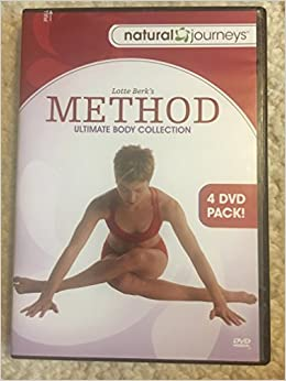 Lotte Berk Method, Ultimate Body Collection (4 DVDs set ...