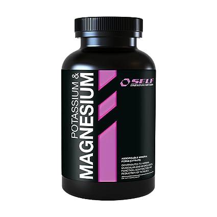 Potasio y Magnesio 120 cápsulas