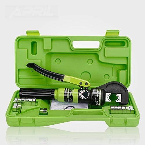 油圧圧着工具油圧圧着プライヤー油圧圧縮ツールYQK-70レンジ4-70MM2圧力5-6T