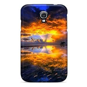 New Arrival Premium S4 Case Cover For Galaxy (top Landscape)