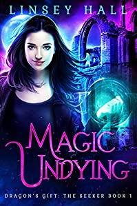 Magic Undying by Linsey Hall ebook deal