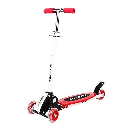 LXIANGP Andador de Bicicletas para Niños Patinetes para ...