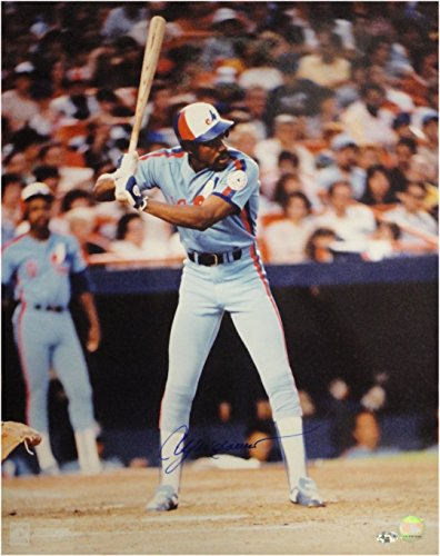 Andre Dawson Hand Signed Autographed 16x20 Photo Montreal Expos At -