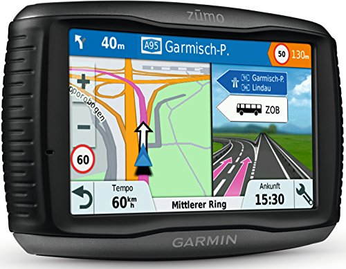 Garmin 010-01603-10 GPS Navigators, Zumo 595LM, EU by Garmin