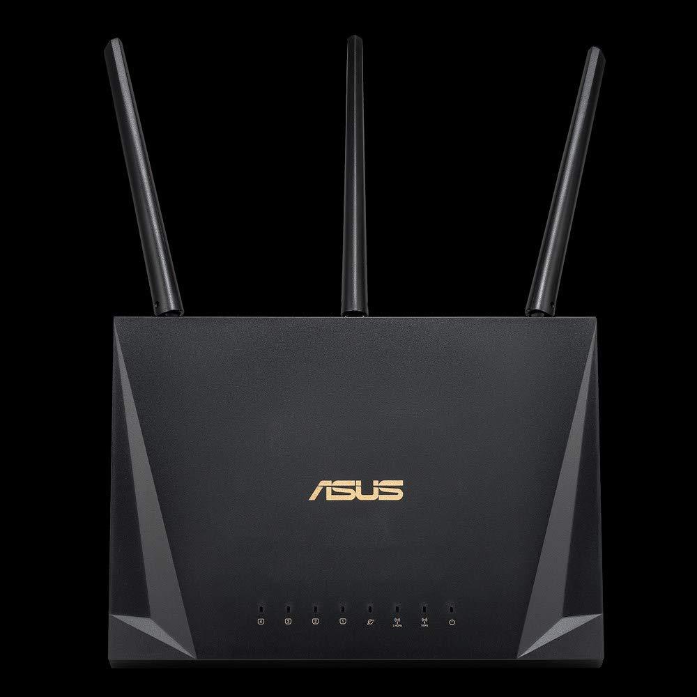 Router Doble-Banda AC1750 Gigabit ASUS RT-AC65P Triple VLAN