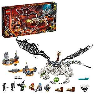LEGO NINJAGO Skull Sorcerer's Dragon...