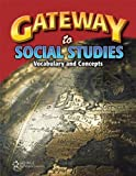 Gateway to Social Studies: Vocabulary and Concepts by Barbara C. Cruz (2012-01-30)