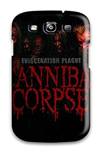 Pamela Sarich's Shop Durable Defender Case For Galaxy S3 Tpu Cover(cannibal Corpse) 1760979K56378876