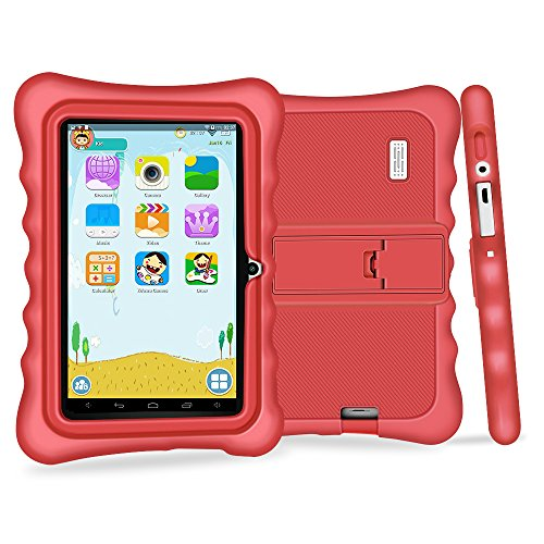 "YUNTAB Q88H Kids Edition Tablet, 7"" Display, 8 GB, WiFi, Kid"