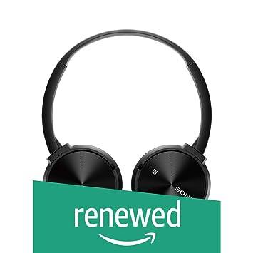 Sony Mdr Zx330bt On Ear Bluetooth Headphones Amazon In Electronics