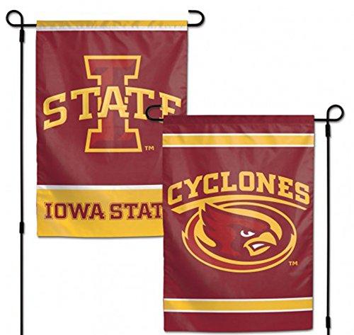 NCAA Iowa State Cyclones Garden Flag, 12