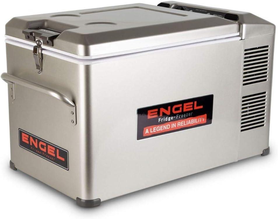 Engel SAWMT35F-G3-S Nevera Portátil, MT35F-S, 12/24/230V, con Termómetro Digital