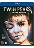 Twin Peaks - The Entire Mystery - 10-Disc Box Set ( Twin Peaks - Complete Series / Twin Peaks: Fire Walk with Me ) [ Dänische Import ] (Blu-Ray)