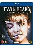 Twin Peaks - The Entire Mystery - 10-Disc Box Set ( Twin Peaks - Complete Series / Twin Peaks: Fire Walk with Me ) [ Origen Danés, Ningun Idioma Espanol ] (Blu-Ray)