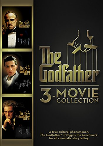 The Godfather 3-Movie - Trilogy Movie Collectors