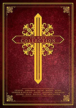 Amazon The Bible Collection