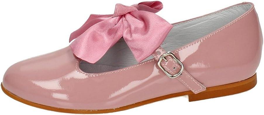 MADE IN SPAIN 4820 Merceditas con Lazo NIÑA Merceditas: Amazon.es: Zapatos y complementos