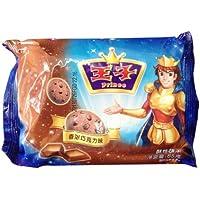 王子 曲奇星饼干(香浓巧克力味)85g