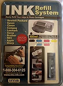 ims ink refill instructions