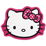 Character Hello Kitty 'Ink' Shaped 100% Polyamide Rug Review
