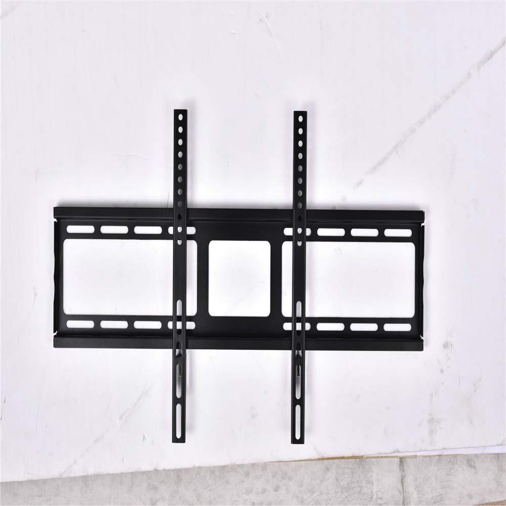 32~80インチ テレビ壁取り付けブラケット LED、液晶ディスプレイ、フラットパネルテレビ用 超強力 50kg 耐荷重   B07GKQG67M