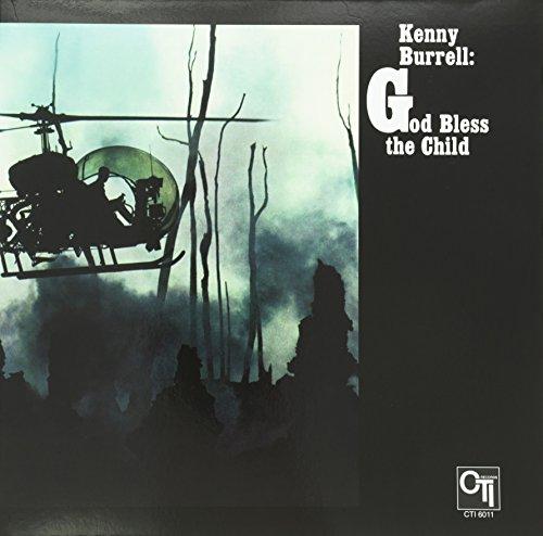 Vinilo : Kenny Burrell - God Bless the Child (180 Gram Vinyl)
