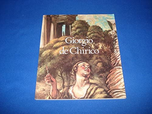 giorgio de chirico post metaphysical baroque paintings 1920 1970