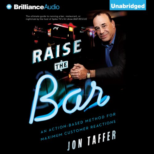 Raise the Bar: An Action-Based Method for Maximum Customer Reactions by Brilliance Audio