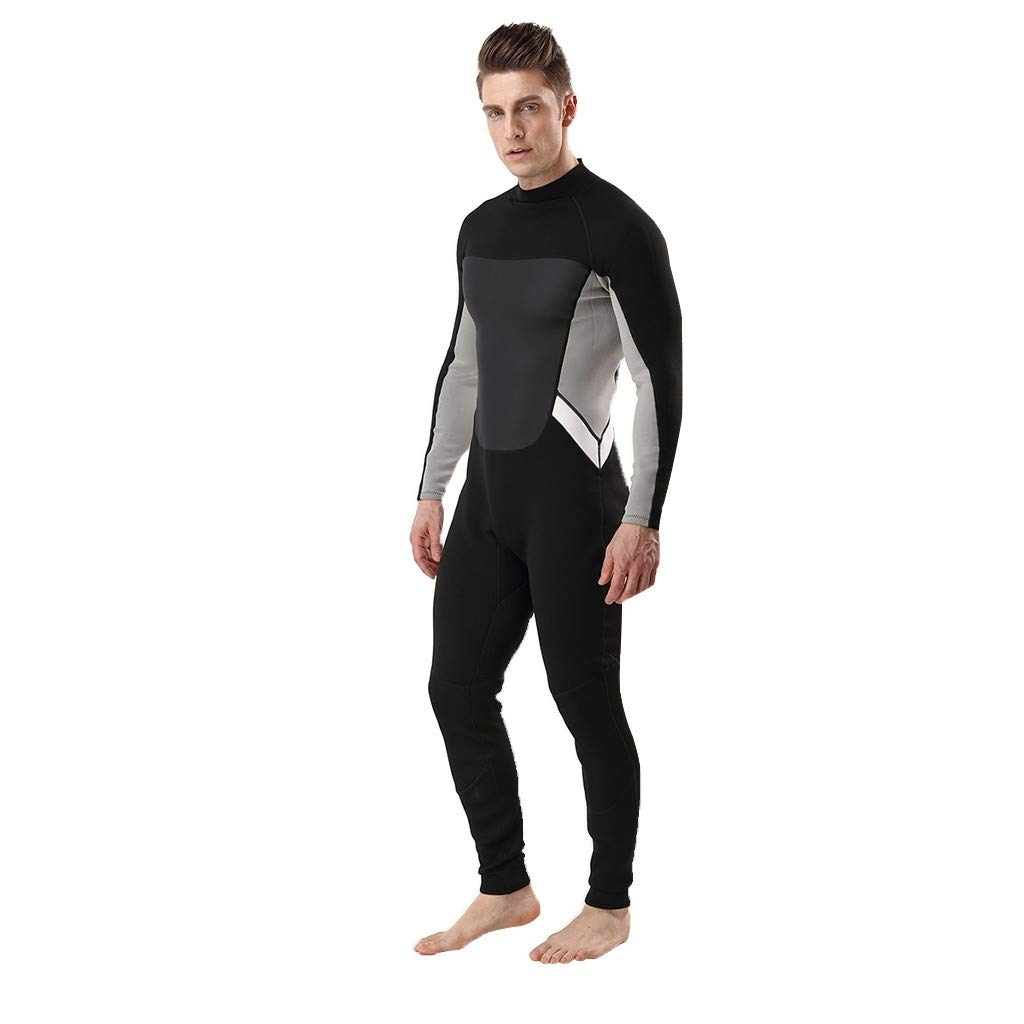 MILIMIEYIK Spearfishing Wetsuits for Man Neoprene 3mm Snorkeling Swimming Fishing Mimetic Camouflage Freediving Full Wetsuit by MILIMIEYIK (Image #1)