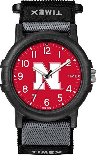 Timex Nebraska Cornhuskers Youth FastWrap Recruit Watch