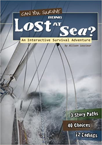 An Interactive Survival Adventure Can You Survive Being Lost at Sea?