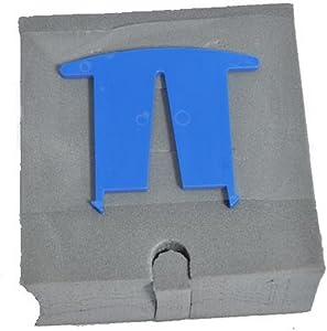 Aqua Products AP3109 Foam Float, Gray