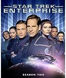 Star Trek: Enterprise - Complete Second Season [Blu-ray] [Import]
