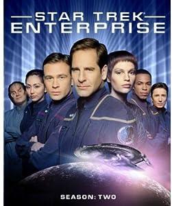 Cover Image for 'Star Trek: Enterprise - Complete Second Season'