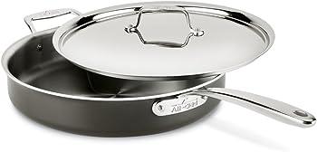 All-Clad 6-Qt Cookware LTD Saute Pan (Second Quality)