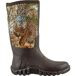 Muck Mens Fieldblazer Rubber Hunting Boot, Adult, Realtree XT, 10 M US