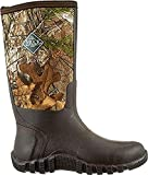 Muck Boot Men's Fieldblazer Realtree Xtra Rubber Hunting Boots (10, Realtree Xtra-M)