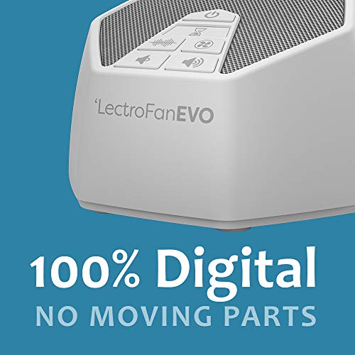 Evo White Machine Non-Looping and White Noise Timer