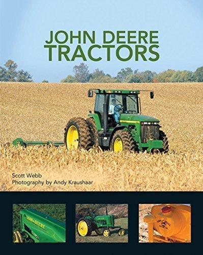 John Deere Tractors by Scott Webb (2015-03-18) por Scott Webb