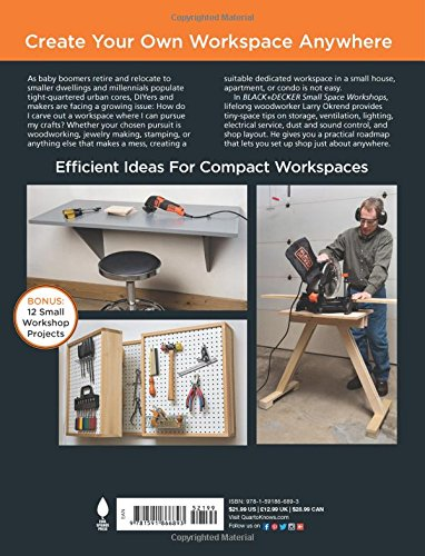 Black & Decker Small Space Workshops: How to Create & Use a