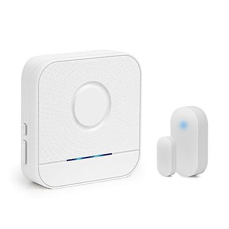 Wireless Door Sensor Alarm Chime Bitiwend Home Security Window
